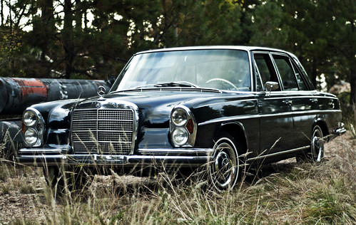 Guest Contributor Otis Blank On His 1966 Mercedes Benz W108 250se