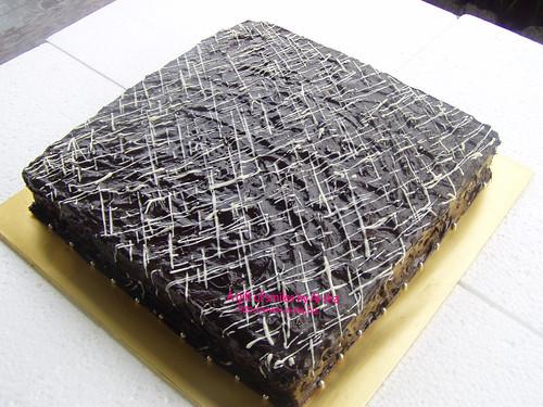 For Makan-Makan Choc Moist Cake