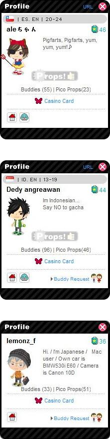 Profiles #18