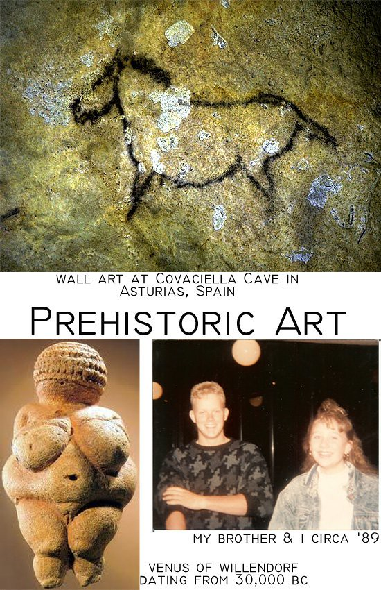 Interior Design 101-Prehistoric Art