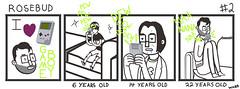 Comic: Rosebud