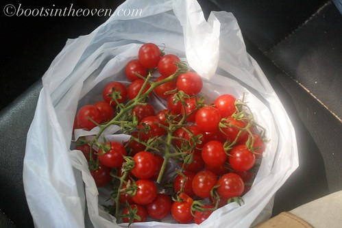 Amazing Cherry Tomatoes