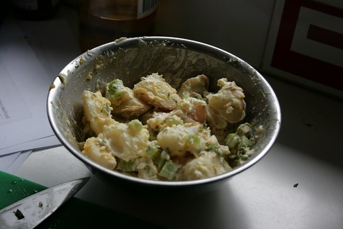 Remember to Breathe: Rosanne Cash's Potato Salad