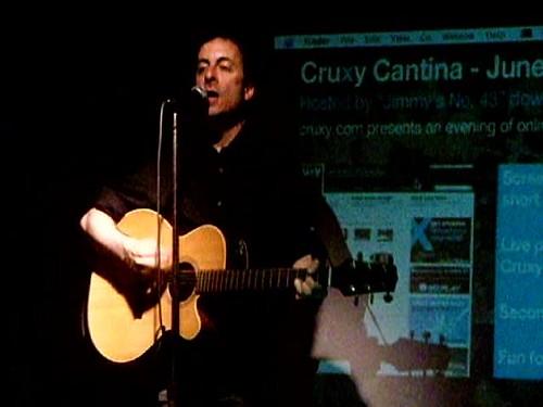 cruxy cantina