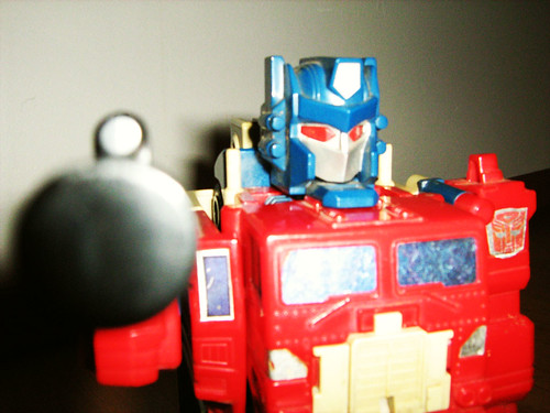 Powermasters Optimus Prime (large form) 3
