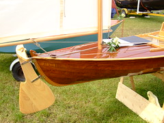 10-06-07 002 (Strathkanchris) Tags: show boat competition canoe sail watercraft macgregor oughtred bealepark scotchmist iainoughtred plywoodboat