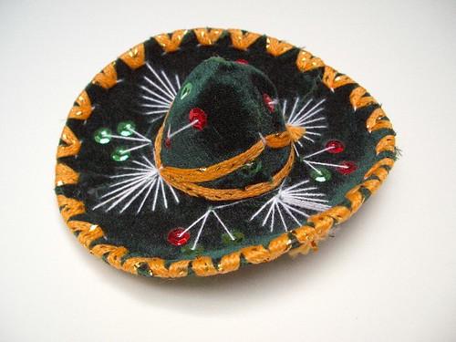 stuart's sombrero !