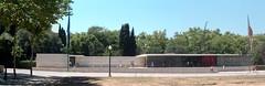 Padiglione Mies (buioclick) Tags: barcelona mies barcellona padiglione prospetto