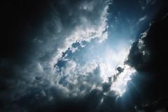 school's out (third) (troutfactory) Tags: school light sky film japan clouds campus university voigtlander rangefinder wideangle osaka analogue kansai 15mm bessal rift lookingatyou suita sublimity eyeofthesky