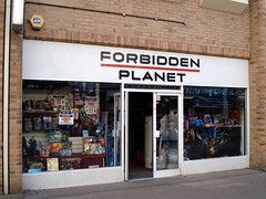 Picture of Forbidden Planet