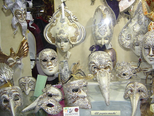 mascaras venecia