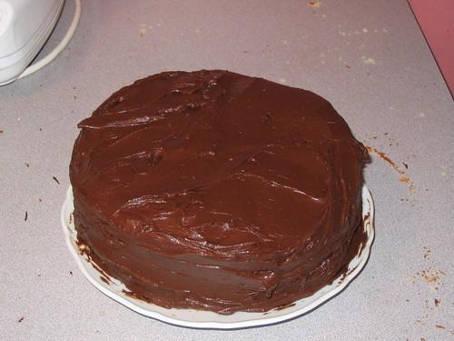 Dad's bday cake 2007