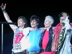 Rolling Stones Oberhausen 2003