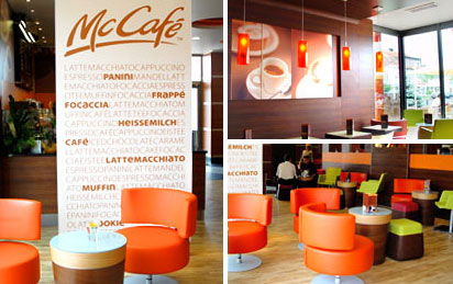 McCafe Germany