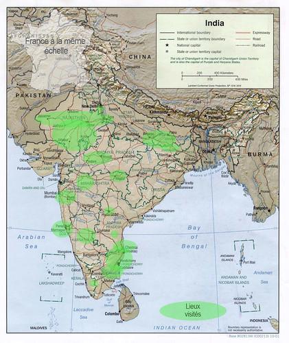 India, 1 year !