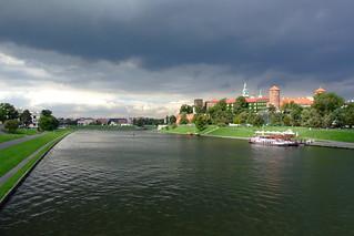 Kraków - Wawel 2007