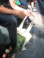 dConstruct shopping bag