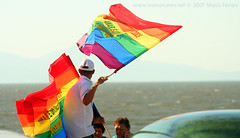 2ª Parada da Diversidade - Florianópolis (Marco Nunes) Tags: gay floripa brazil man male men brasil island rainbow florianópolis pride uomo arcoíris santacatarina homem ilha homens parada uomini ilhadamagia diversidade