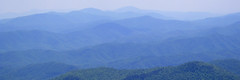 Blue Ridges, from the Blue Ridge Parkway (StevenLPierce) Tags: mountains northcarolina blueridgeparkway blueridge