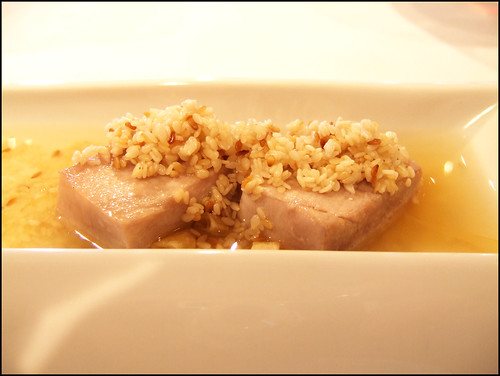 Mugaritz (Errenteria) - Blue Mackerel with Sesame