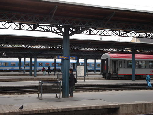 Bahnhof Budapest