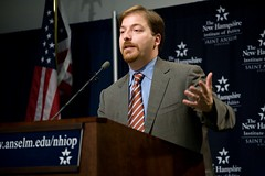 NBC News Political Director Chuck Todd