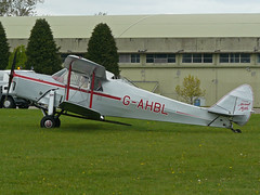 G-AHBL (QSY on-route) Tags: kemble egbp gvfwe greatvintageflyingweekend gahbl 09052010