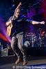 Dave Matthews Band @ DTE Energy Music Theatre, Clarkston, MI - 06-23-10