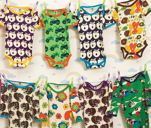 Moda infantil verano 2010, ropa para niños de Smafolk