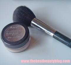 Rimmel, mineral foundation, loose powder foundation