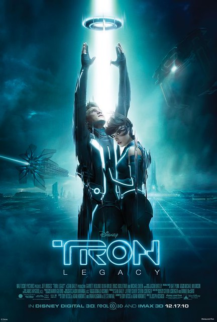 Tron Legacy Quorra Sam
