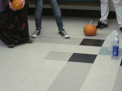 Pumpkin / Ghost Bowling #2