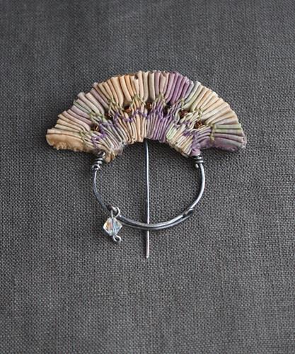 fall brooch