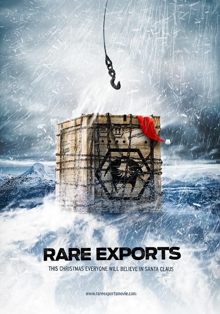 Rare Exports: A Christmas Tale 2010 movie posters