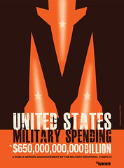 Freedom Threatened (freestylee) Tags: unitedstates military spending freestylee
