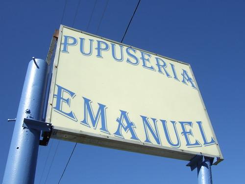 Pupuseria Emanuel