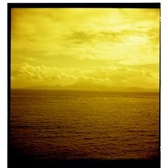 (There's No Toilet Paper...) Tags: africa summer 120 6x6 tlr film ferry square lens reflex twin lubitel2 format gibraltar 2010 estrecho ceuta cepsa redscale albertogomeztorrela theresnotoiletpaper lubrisur