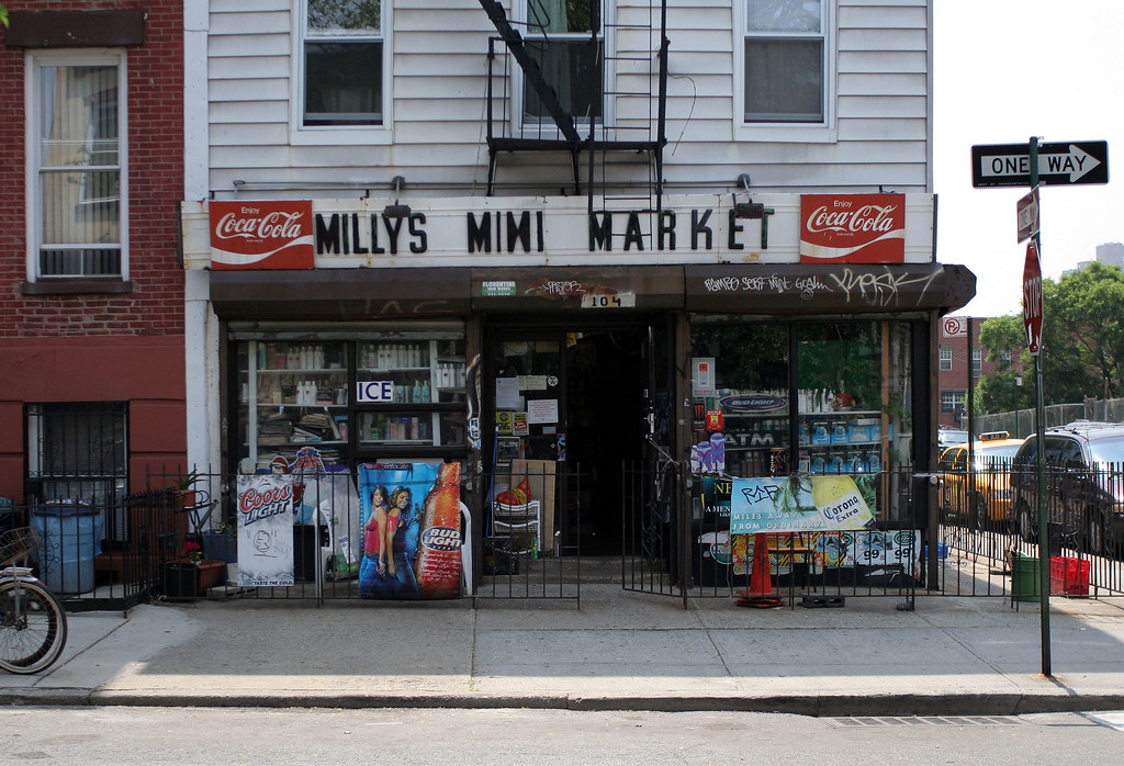 Milly's mini market