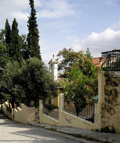 Walking in Athens~