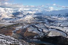 valley (Beau Saunders) Tags: newzealand snow rivers queenstown plains remarkables coronetpeak valleys shotover wakitipu kaiwaru