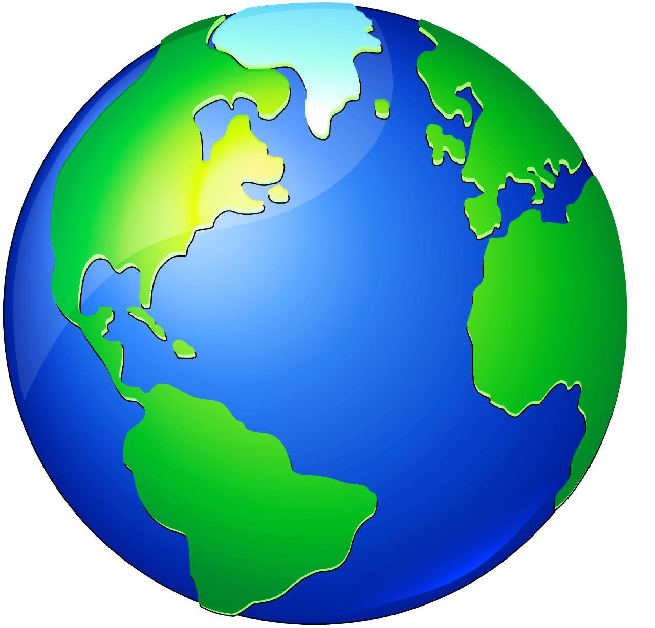 planet earth globe - photo #12