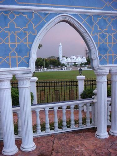 Istana Maziah, Kuala Terengganu, Malaysia