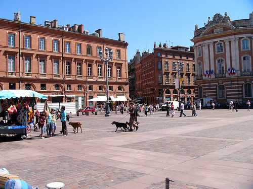 History of Toulouse