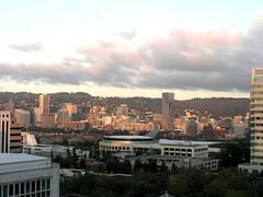 Portland at Dawn