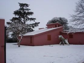 Nieve en Hernando