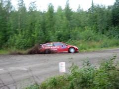 Rally Finland 07 - Dani Sordo