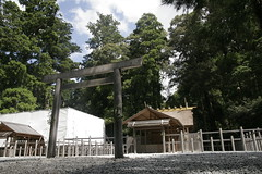 Takiharanomiya shrine 瀧原宮