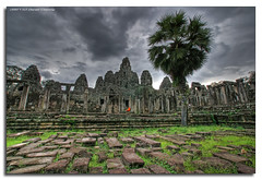 Angkor Thom #2 (DanielKHC) Tags: orange temple ruins bravo cambodia searchthebest stones sony monk siem reap thom alpha angkor hdr a100 themoulinrouge blueribbonwinner photomatix magicdonkey tonemapped 5exp tamron1118mm mywinners aplusphoto danielcheong hdrenfrancais danielkhc thegoldenmermaid
