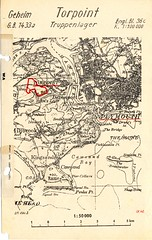 Torpoint (Plymouth Libraries) Tags: cornwall map aircraft nazi plymouth aerial devon photograph german target bomb blitz bombing reich devonport secondworldwar stonehouse luftwaffe plymstock saltash torpoint