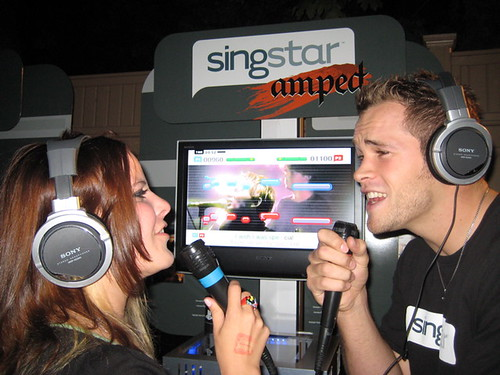 SingStar On Tour: Kiosk3